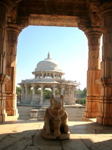 One of the bigger cenotaphs